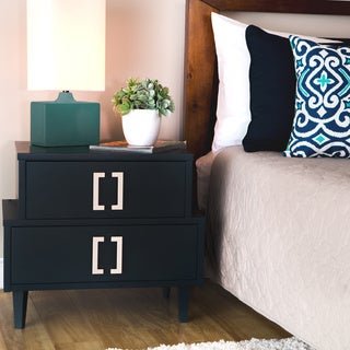 Best Blue Nightstands & Bedside Tables For Less | Overstock TL63