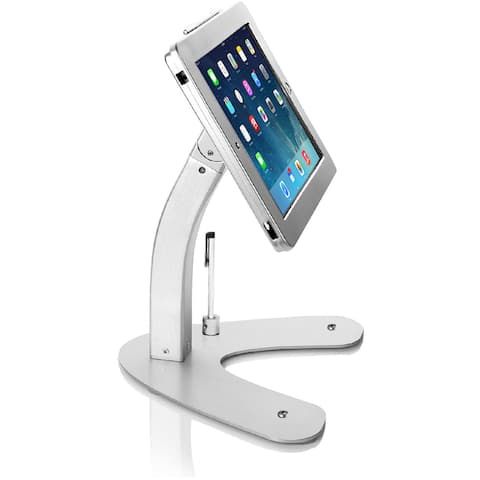 CTA Digital Anti Theft Security Kiosk Stand?For Ipad 2-4 & Ipad Air 1-2