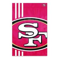 SF 49ers 2'x3' Bold Logo Banner