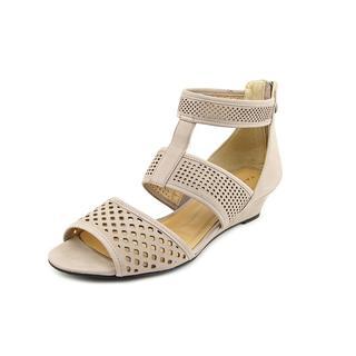 Tahari Women's 'Nina' Nubuck Sandals