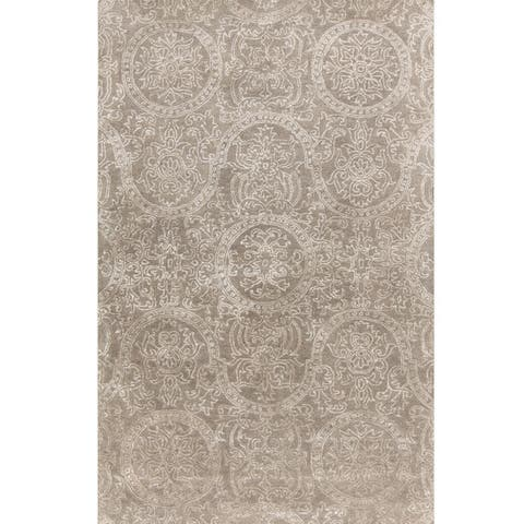 Carbon Loft Galilei Hand-tufted Wool/Viscose Area Rug