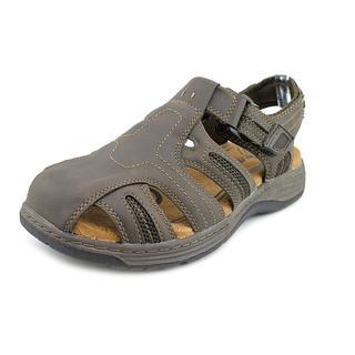Nunn Bush Men's 'Ripley' Man-Made Sandals (Size 8 )