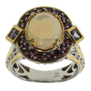 Michael Valitutti Ethiopian Opal Ring