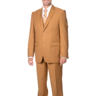 Falcone Men's 3-piece Vested Suit (More options available)