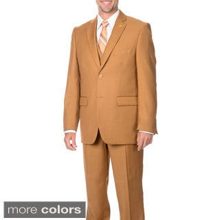 Falcone Men's 3-piece Vested Suit