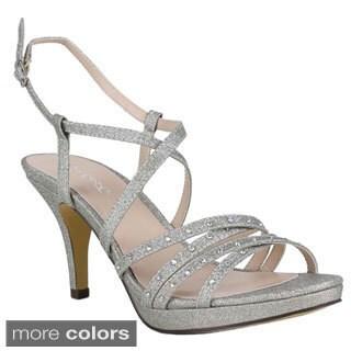Celeste Women's Sanyo-06 T-Strap High Heels