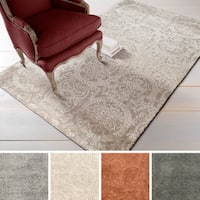Hand-tufted Lucia Wool/Viscose Area Rug