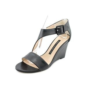 French Connection Women's 'Unice' Leather Sandals