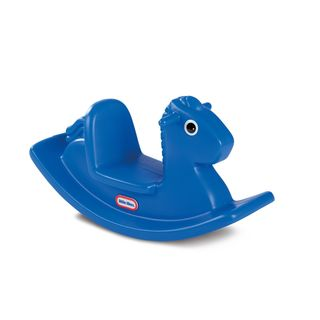 Little Tikes Primary Blue Rocking Horse