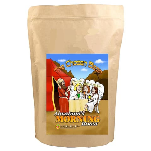 Abraham's Morning Roast Blend Micro Roasted Gourmet Ground Coffee Sampler Pack