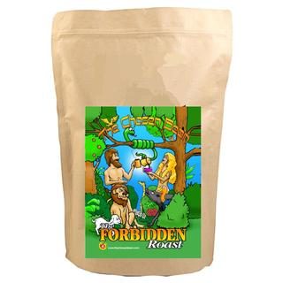 The Forbidden Roast Blend Micro Roasted Gourmet Ground Coffee Sampler Pack