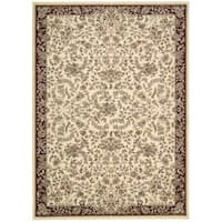 kathy ireland Antiquities Timeless Elegance Ivory Area Rug by Nourison (9'10 x 13'2)