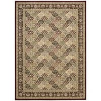 kathy ireland Antiquities Washington Square Multicolor Area Rug by Nourison - 9'10 x 13'2