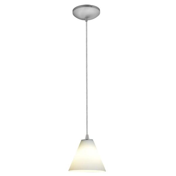 Access Lighting Martini Glass 1-light Pendant with Cord