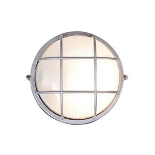 Access Lighting Nauticus 1-light Round 10 inch Bulkhead