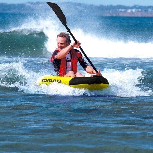 Blue Wave Sports Nomad Inflatable 1-person Kayak. Opens flyout.