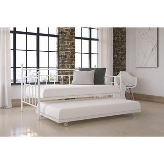 Avenue Greene Marina Metal Twin-size Daybed and Trundle Set