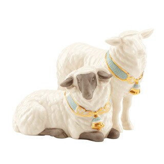 Lenox First Blessings Sheep Figurine