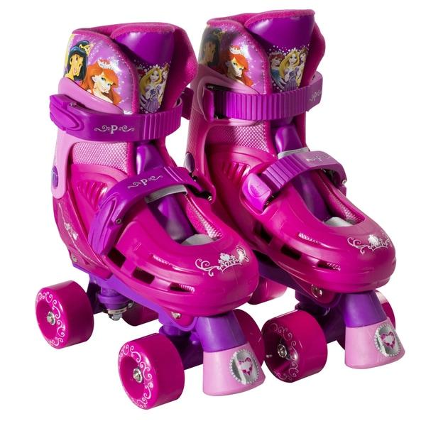 Shop Disney Princess Kids Junior Size 10 13 Rollerskate