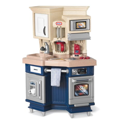 Little Tikes Super Chef Kitchen - Blue