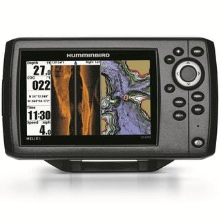 Humminbird Helix 5 SI GPS KVD Fishfinder