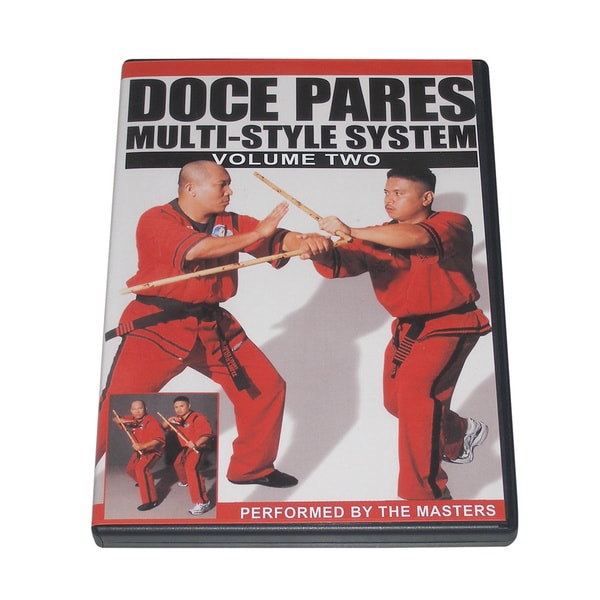 Doce Pares Multi-style System Volume Two Eskrimador Instructional DVD