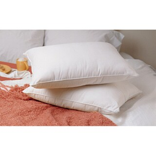 Luxury Soft Goose Down Standard-Size Pillows (Standard) (Set of 2) (As Is Item)