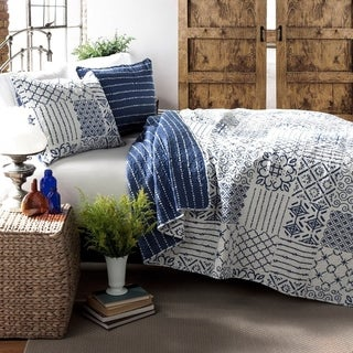 Lush Decor Monique 3-piece Quilt Set