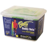 Betts My Betts Buddy Chartreuse Net