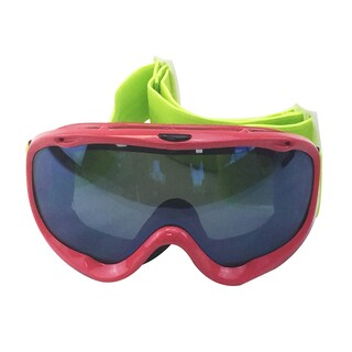 Pink Snow Goggles