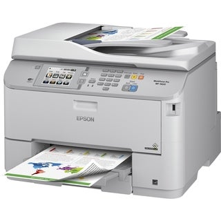 Epson WorkForce Pro WF-5620 Inkjet Multifunction Printer - Color - Pl