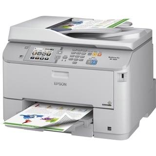 Epson WorkForce Pro WF-5620 Inkjet Multifunction Printer - Color - Pl