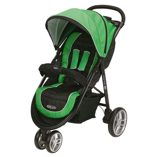 Graco Aire3 Click Connect Stroller in Fern