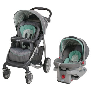 Graco Stylus Click Connect Travel System in Winslet