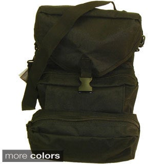 Explorer 9.5-inch 4 Compartment Medical Tote Bag