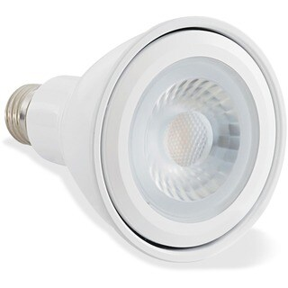 Verbatim Contour Series High CRI PAR30 3000K, 800lm LED Lamp with 25-