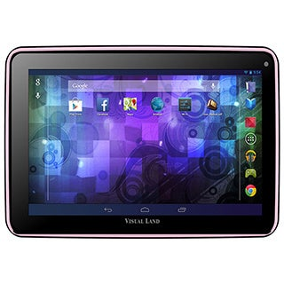 "Visual Land Prestige Pro 8D 8 GB Tablet - 8"" Multi-touch Screen - ARM"