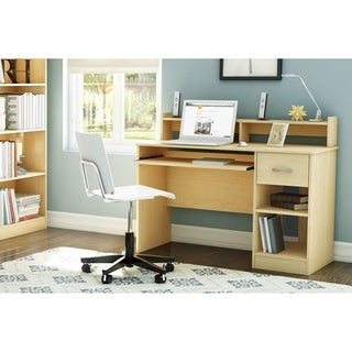 Axess Natural Maple Desk