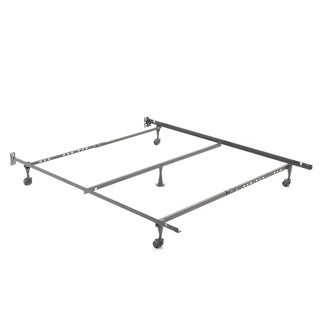 Leggett & Platt Steel Insta-lock Queen/ Full Bedframe