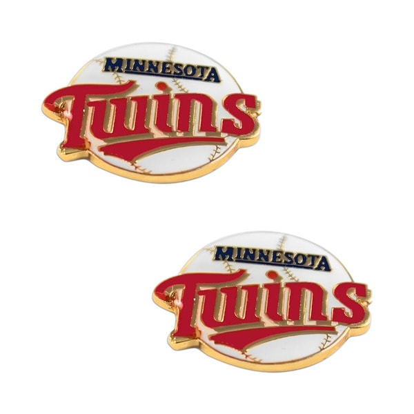 Minnesota Twins Post Stud Earrings