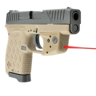 LaserLyte TGL Diamond Back Pistol Laser for .380/ 9mm