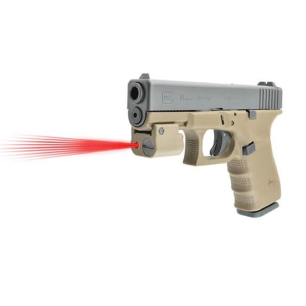 LaserLyte Center Mass Red Laser