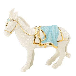 Lenox First Blessings Donkey Figurine