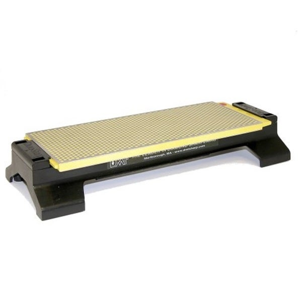 DMT 10-inch DuoSharp Extra-fine/ Fine Bench Stone with Base