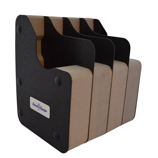 Benchmaster 4-gun Pocket Pistol Rack