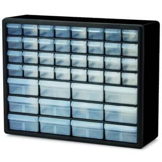 Akro-Mils 10144 44-drawer Plastic Storage Cabinet