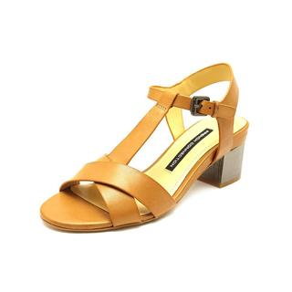French Connection Women's 'Lara' Leather Sandals