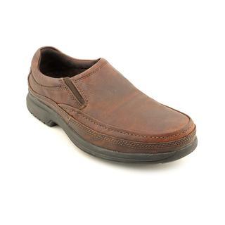 shop rockport men's 'barrows loft moc slip on' leather