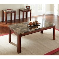 Greyson Living Modesto Faux Marble Table (Set of 3)