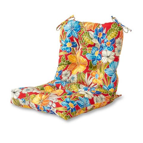 San Elijo Outdoor Seat/ Back Chair Cushion by Havenside Home